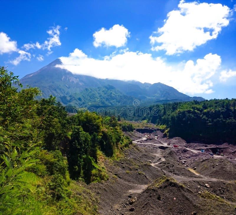 Λόφος βουνών στοκ φωτογραφία