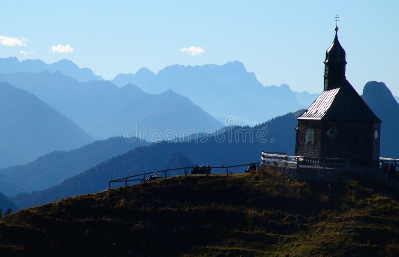 λόφος παρεκκλησιών στοκ εικόνες