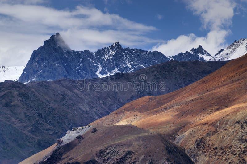 Λόφος τιγρών, σημείο τιγρών, kargil, ladakh, Ινδία στοκ φωτογραφία με δικαίωμα ελεύθερης χρήσης