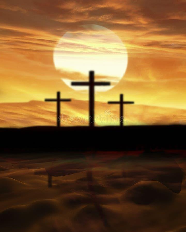 λόφος τρία σταυρών