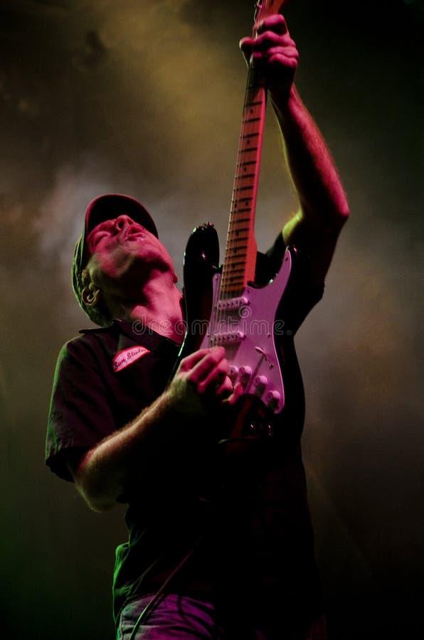 Λύκος του Sonny στο φεστιβάλ τζαζ του Μόντρεαλ στοκ φωτογραφία με δικαίωμα ελεύθερης χρήσης
