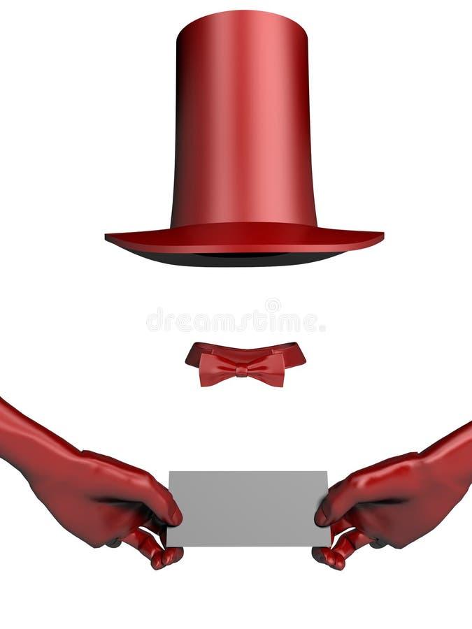 Download μάγος καπέλων γαντιών απεικόνιση αποθεμάτων. εικονογραφία από ακτιβισμού - 13183922