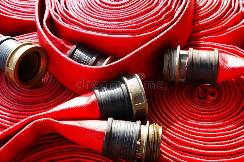 Μάνικα πυρκαγιάς στοκ φωτογραφίες με δικαίωμα ελεύθερης χρήσης