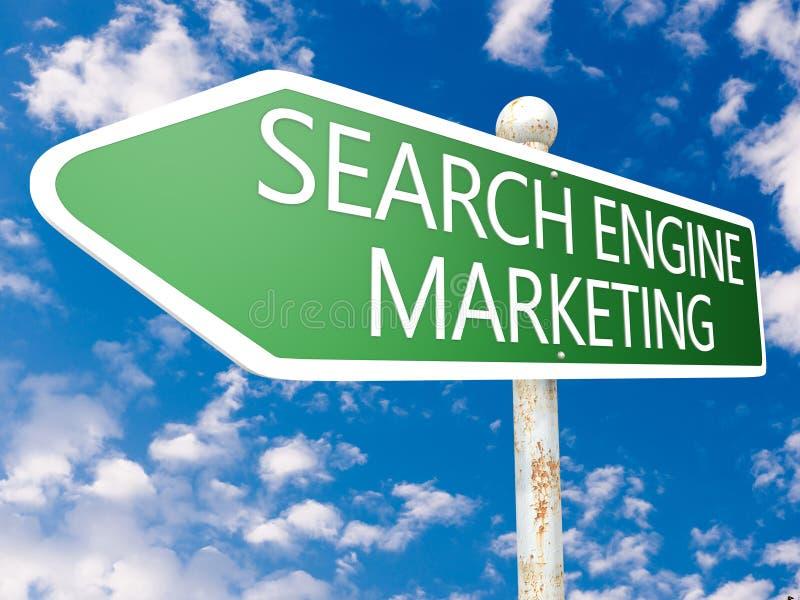 Μάρκετινγκ μηχανών αναζήτησης στοκ εικόνες