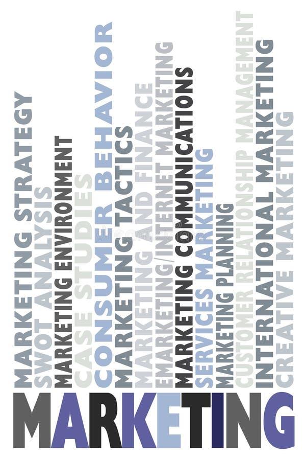 μάρκετινγκ σχεδίου ελεύθερη απεικόνιση δικαιώματος