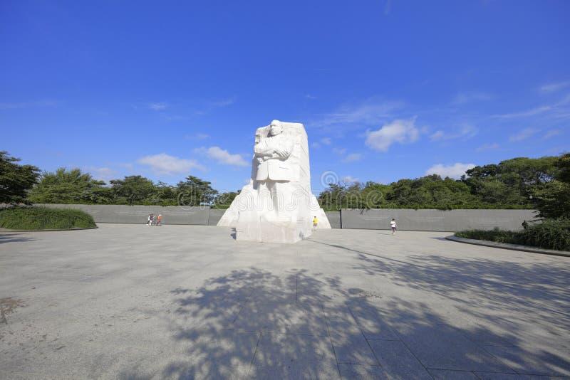 Μάρτιν Λούθερ Κινγκ Τζούνιορ αναμνηστικός στοκ φωτογραφία με δικαίωμα ελεύθερης χρήσης