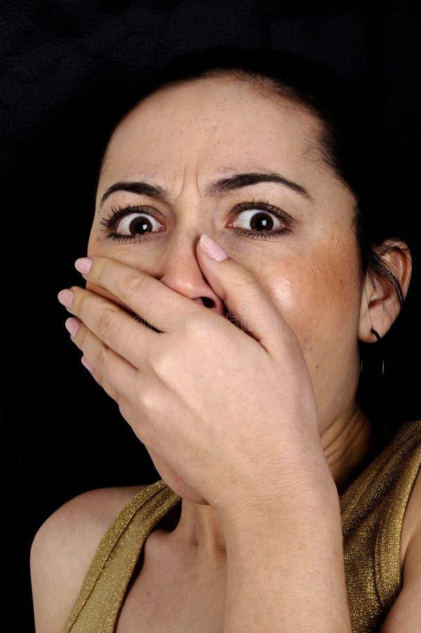 μάρτυρας φόβου στοκ φωτογραφία με δικαίωμα ελεύθερης χρήσης