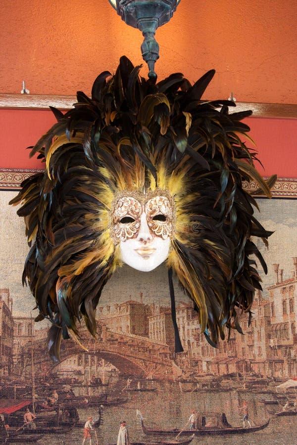 μάσκα Βενετία στοκ εικόνες
