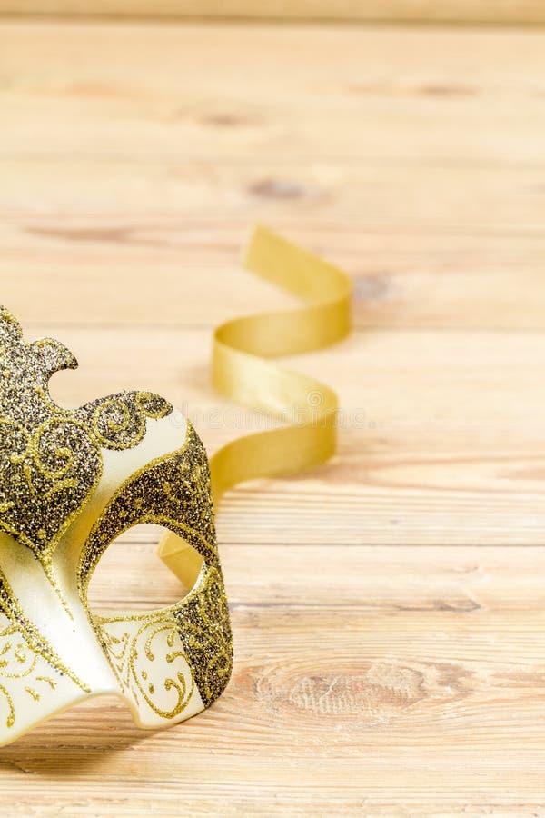 μάσκα Βενετός καρναβαλιού στοκ εικόνες με δικαίωμα ελεύθερης χρήσης