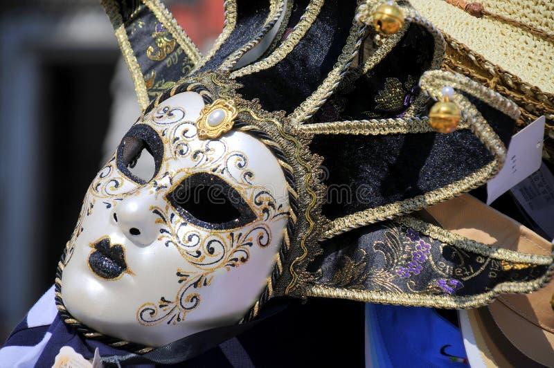 μάσκα Βενετός καρναβαλι&om στοκ φωτογραφίες με δικαίωμα ελεύθερης χρήσης