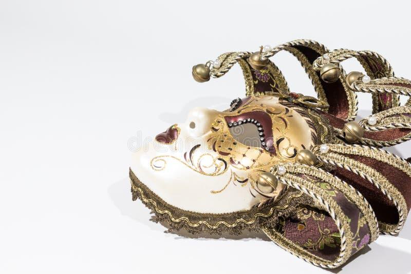 μάσκα Βενετός καρναβαλιού στοκ φωτογραφία με δικαίωμα ελεύθερης χρήσης