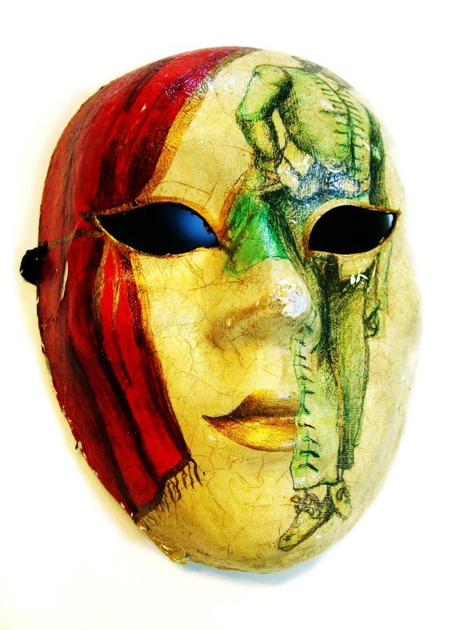 μάσκα κοστουμιών στοκ εικόνα με δικαίωμα ελεύθερης χρήσης