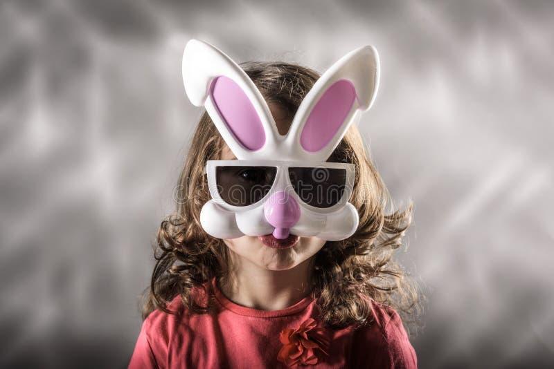 Μάσκα λαγουδάκι Πάσχας στοκ φωτογραφία με δικαίωμα ελεύθερης χρήσης