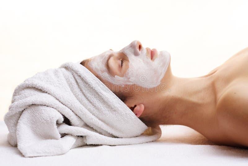 μάσκα ομορφιάς στοκ εικόνες με δικαίωμα ελεύθερης χρήσης