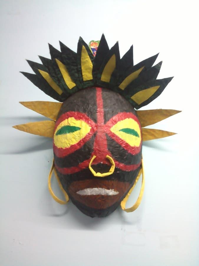 Μάσκα προσώπου στοκ εικόνες με δικαίωμα ελεύθερης χρήσης