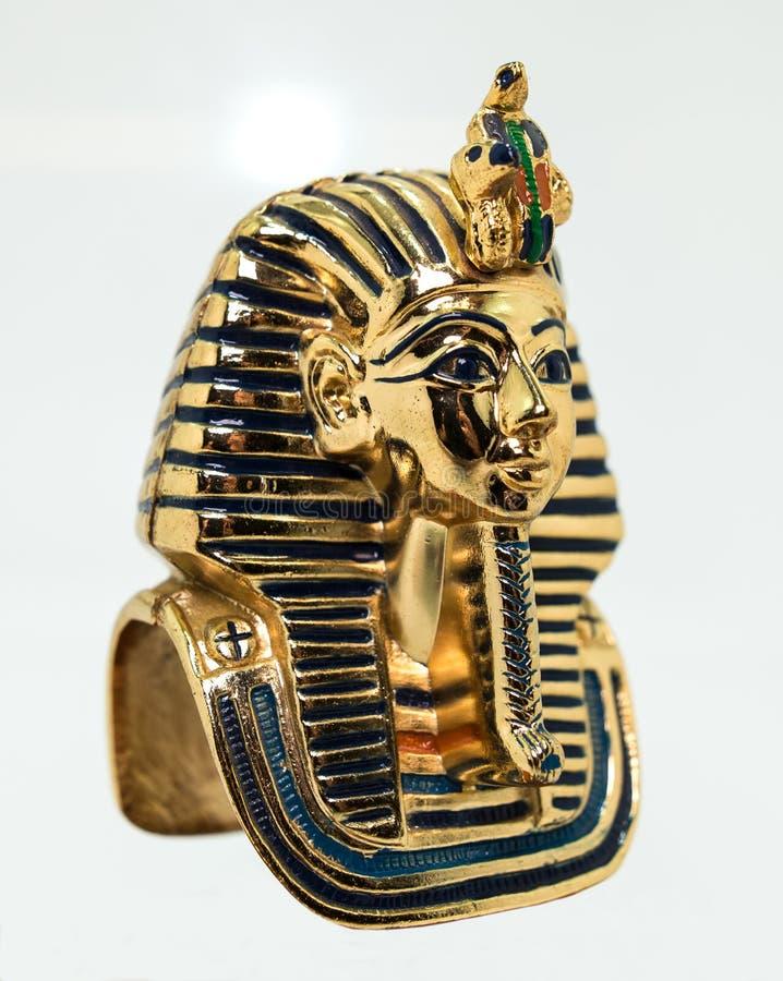 Μάσκα του βασιλιά Tutankhamen, Αίγυπτος στοκ φωτογραφία