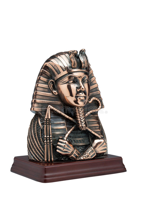 Μάσκα του pharaoh στοκ εικόνες