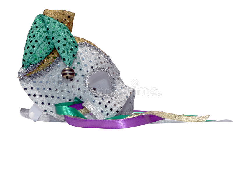 μάσκα 9 καρναβάλι στοκ εικόνες