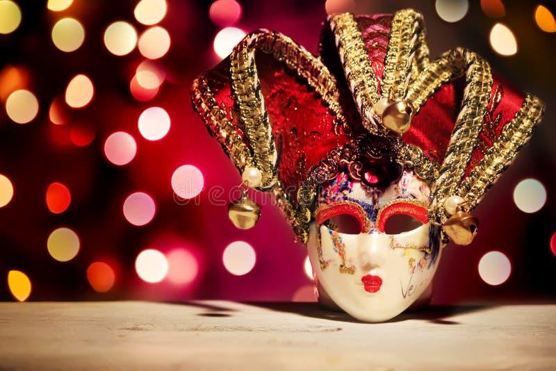 Μάσκα Carnaval στοκ εικόνα