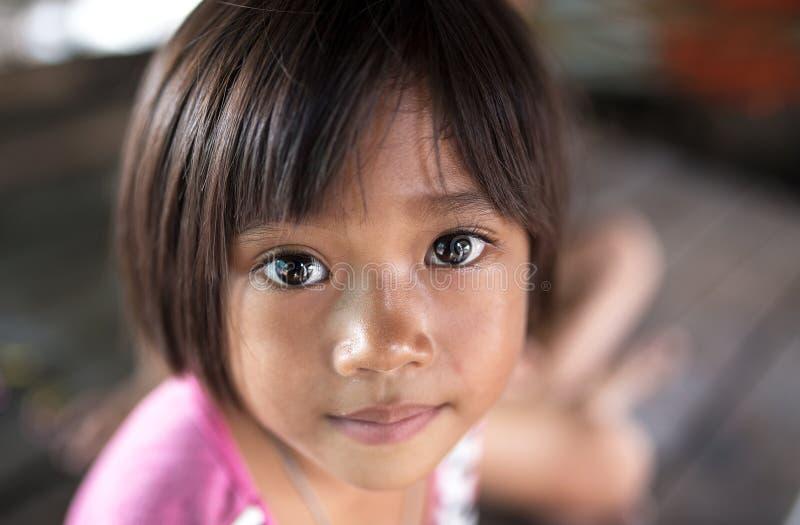Μάτια της ελπίδας στοκ φωτογραφία με δικαίωμα ελεύθερης χρήσης