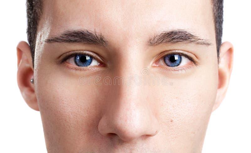 μάτια φιλικά στοκ εικόνα