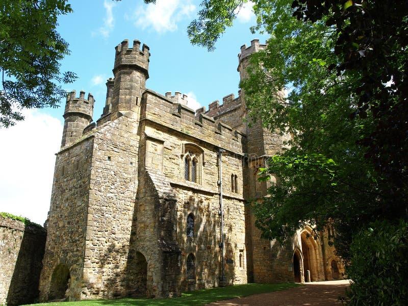 Μάχη Castle στοκ εικόνες με δικαίωμα ελεύθερης χρήσης