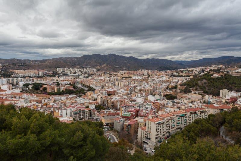 Μάλαγα Ισπανία στοκ εικόνα