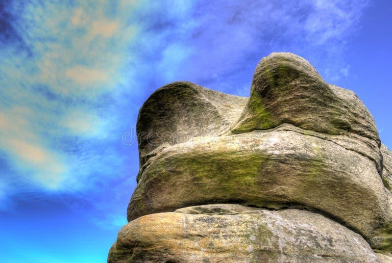 μέγιστος βράχος περιοχής στοκ εικόνες
