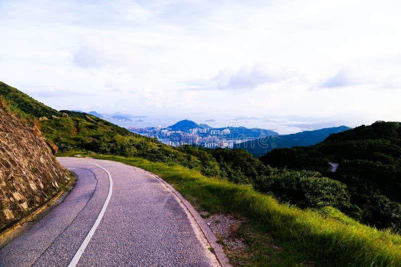 Μέγιστος δρόμος στοκ εικόνες