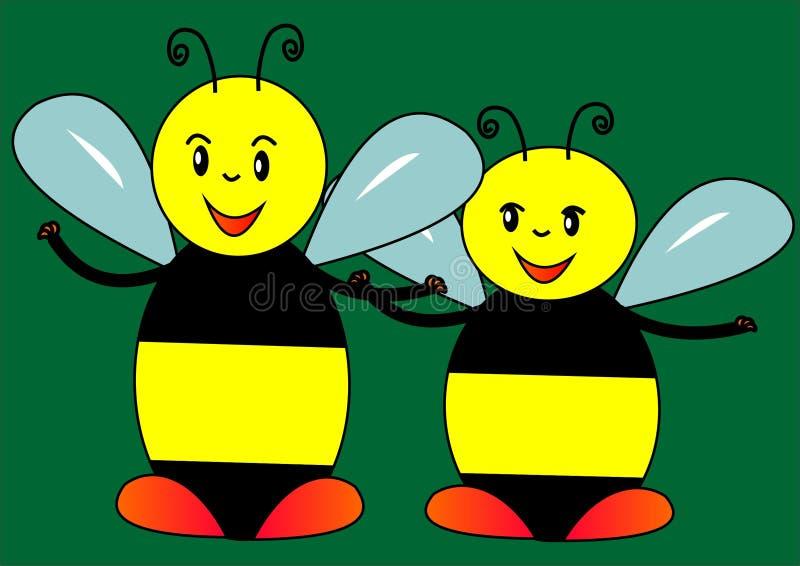 μέλισσες απεικόνιση αποθεμάτων