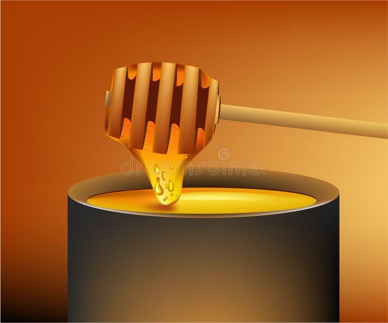 μέλι απεικόνιση αποθεμάτων