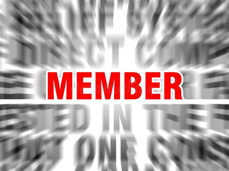 μέλος ελεύθερη απεικόνιση δικαιώματος