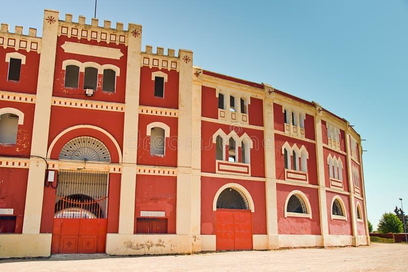 Μέριντα, Badajoz, Εστρεμαδούρα, Ισπανία στοκ εικόνα