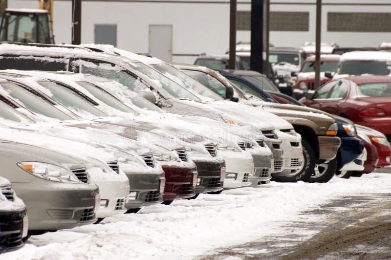 Download μέρος αυτοκινήτων στοκ εικόνα. εικόνα από parking, κρύο - 390709
