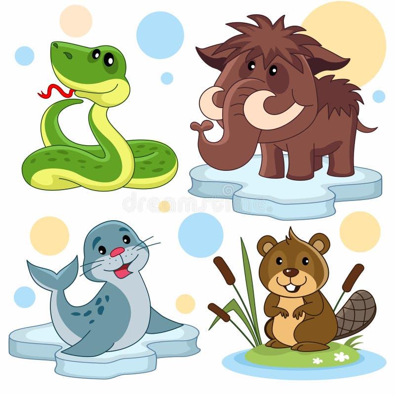 Μέρος 23 ζώων ελεύθερη απεικόνιση δικαιώματος