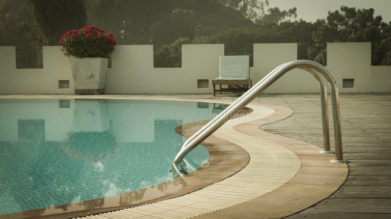 Μέρος της πισίνας στοκ εικόνα