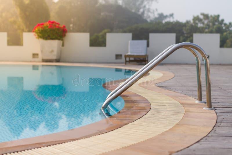 Μέρος της πισίνας στοκ φωτογραφία με δικαίωμα ελεύθερης χρήσης