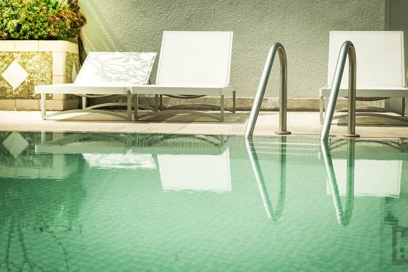 Μέρος της πισίνας στοκ φωτογραφίες με δικαίωμα ελεύθερης χρήσης