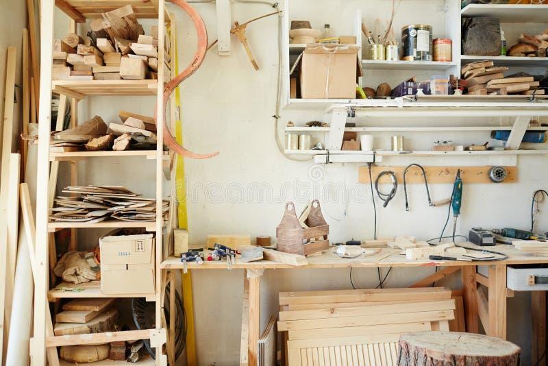 Μέρος του εργαστηρίου στοκ εικόνες