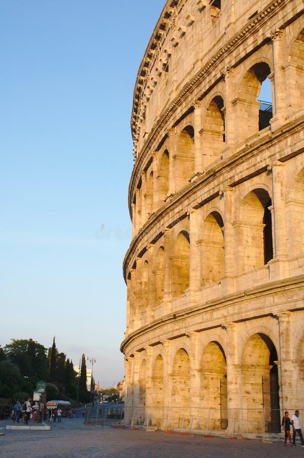 Μέρος του Colosseum στοκ εικόνες με δικαίωμα ελεύθερης χρήσης