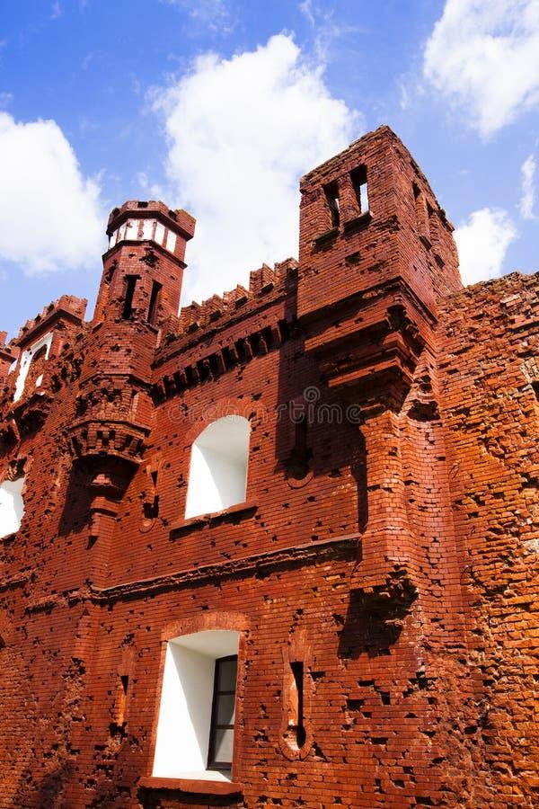 Το φρούριο του Brest στοκ φωτογραφία με δικαίωμα ελεύθερης χρήσης