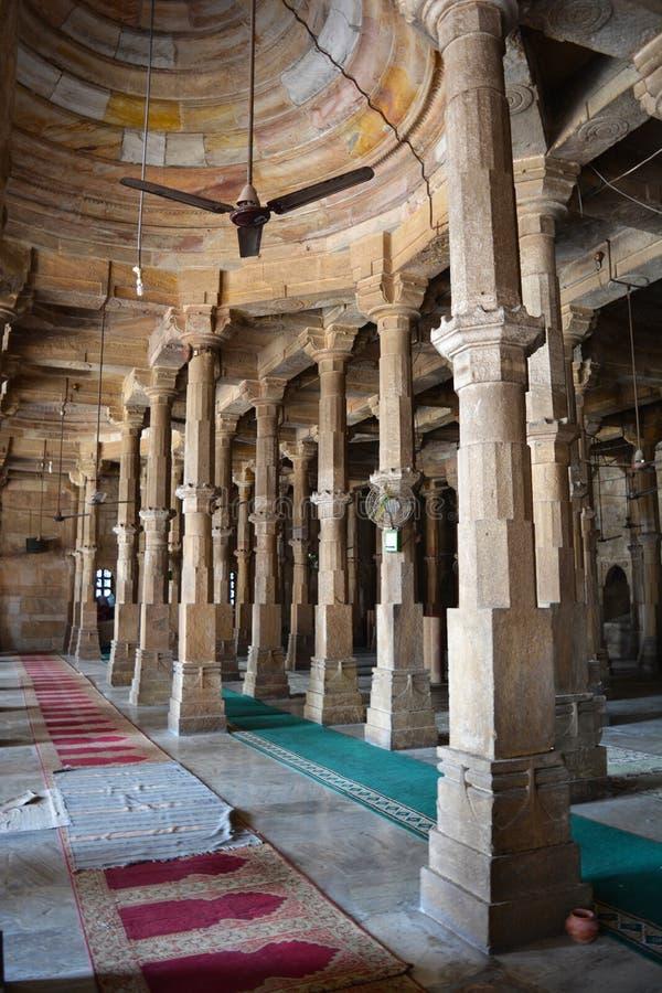 Μέσα στο δωμάτιο προσευχής στοκ εικόνα με δικαίωμα ελεύθερης χρήσης