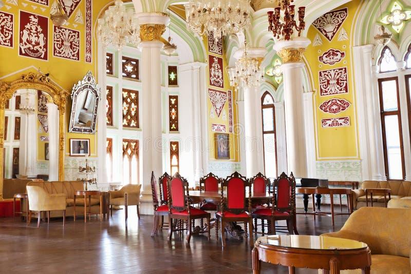 Μέσα στο παλάτι της Βαγκαλόρη στοκ εικόνες