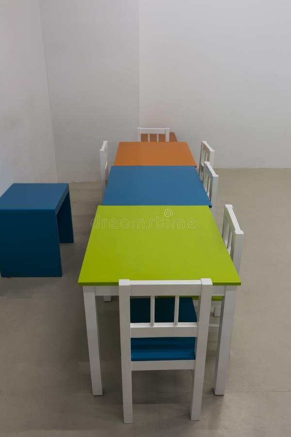 Μέσα της τάξης παιδικών σταθμών στοκ φωτογραφία με δικαίωμα ελεύθερης χρήσης