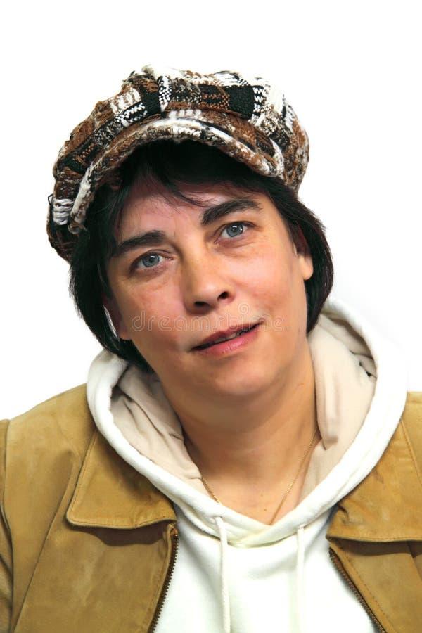 μέση γυναίκα ηλικίας στοκ εικόνα με δικαίωμα ελεύθερης χρήσης