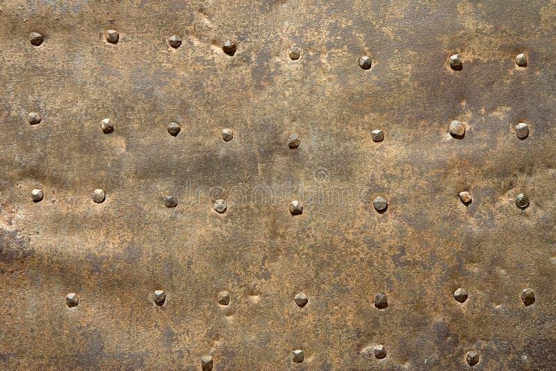 μέταλλο πορτών λεπτομέρειας στοκ φωτογραφία με δικαίωμα ελεύθερης χρήσης