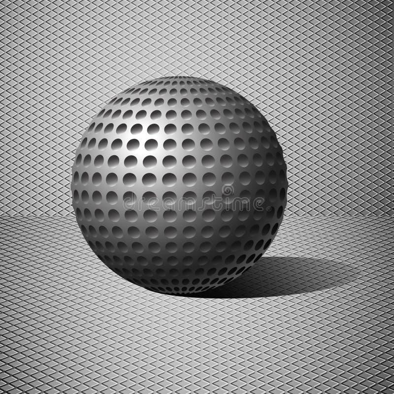 μέταλλο σφαιρών απεικόνιση αποθεμάτων