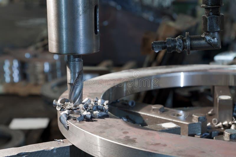μέταλλο τρυπανιών στοκ φωτογραφία με δικαίωμα ελεύθερης χρήσης