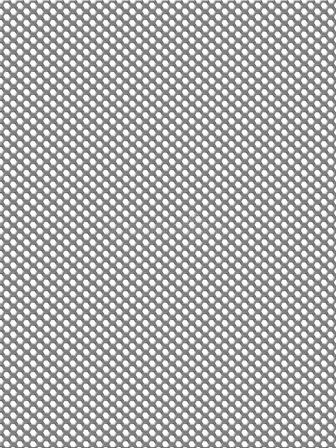 μέταλλο τρυπών δικτύου αν&a στοκ φωτογραφίες με δικαίωμα ελεύθερης χρήσης