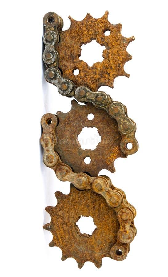 μέταλλο εργαλείων παλαιό στοκ φωτογραφία με δικαίωμα ελεύθερης χρήσης